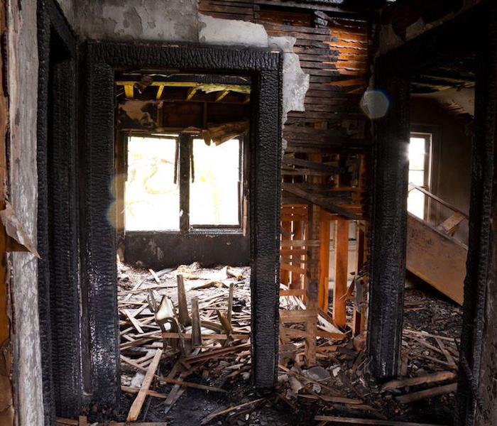 Fire Damage – South County Home
