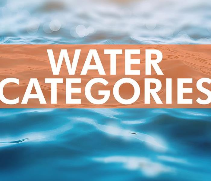 Water Damage How Does Category One Water Differ From the Other Types?